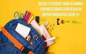 BEQUES PER A ALUMNES AMB NECESSITATS ESPECÍFIQUES DE SUPORT EDUCATIU CURS 2021-22